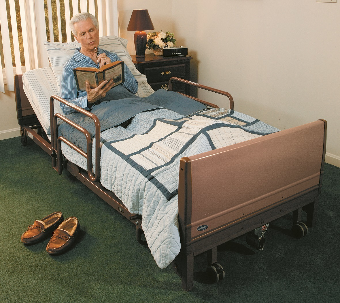 Picture of: Hospital Bed Types Which Is Best For Bedridden Seniors And Disabled