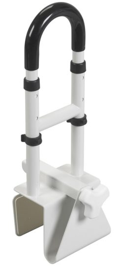 Bathtub Clamp-on Rail for Safety for Seniors